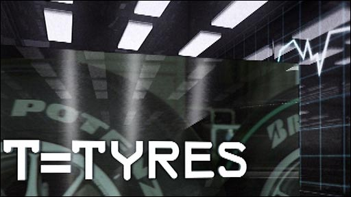 The Formula - tyres