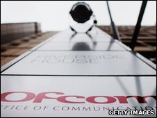 Ofcom offices