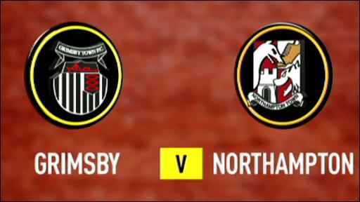 Grimsby 1-2 Northampton