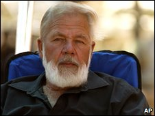 Eugene Terreblanche in December 2006