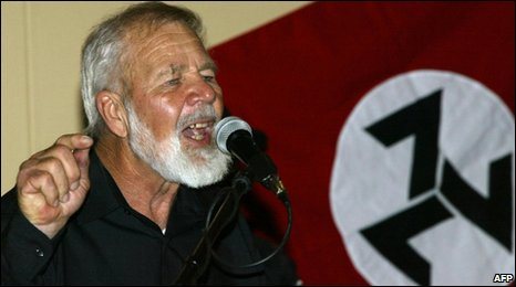 Eugene Terreblanche in June 2004
