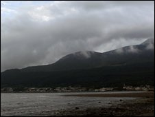 Slieve Donard (pic by Kathleen Carville)