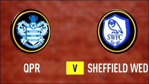 QPR 1-1 Sheff Wed