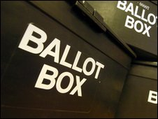 ballot box (file pic)
