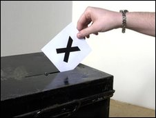 Ballot box