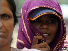 Tamil women, file image