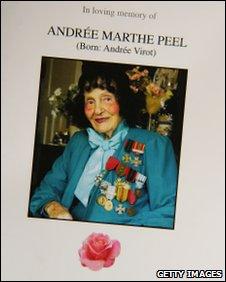 Andree Peel