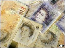 Bank notes/cash