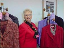 Katrina Gibbons, founder of Dress for Success Strathclyde