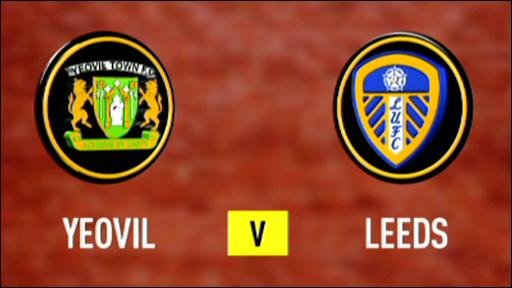 Yeovil 1-2 Leeds