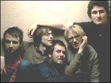 Northampton band Bruises