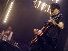 Doves guitarist Jez Williams