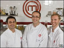 MasterChef finalists 2010