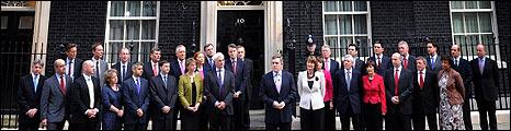 Gordon Brown announces general election