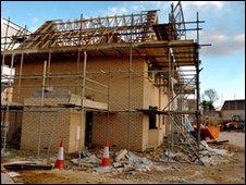Generic building site