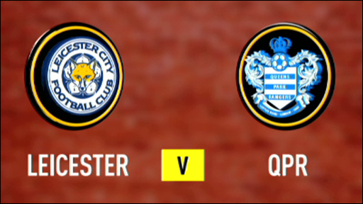 Leicester 4-0 QPR
