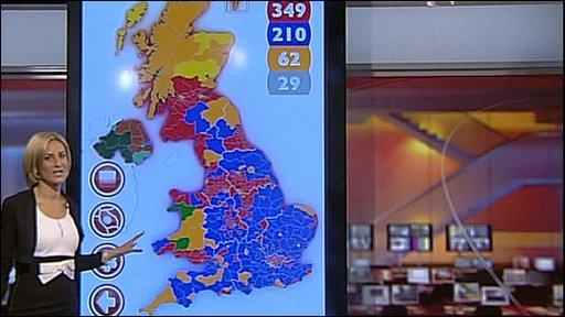 Emily Maitlis explains why each seat in every constituency is important.
