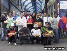 Campaigners celebrate saving Brixton Market
