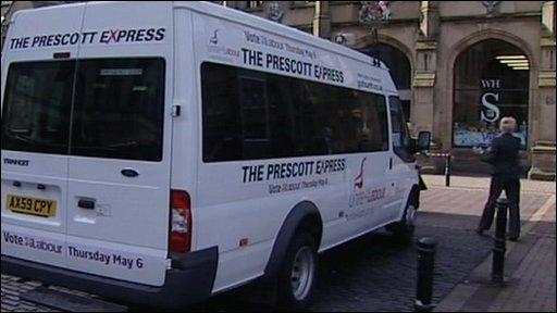 Prescott bus