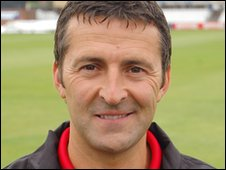 Essex coach Paul Grayson