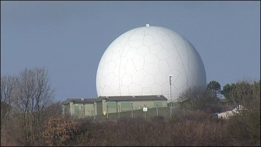 Trimingham radar station