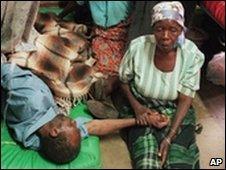 HIV пациент, малавийский