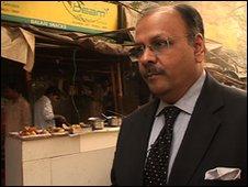 Entrepreneur Anand Shrivastav