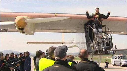 The Solar Impulse