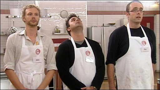Masterchef 2010 final three