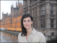 Lib Dem candidate Layla Moran