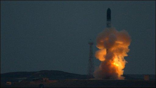 Dnepr launch (ESA - S. Corvaja, 2010)