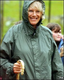 Duchess of Cornwall (file pic: 2006)