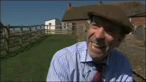 John Jordan - director of Museum of Kent Life