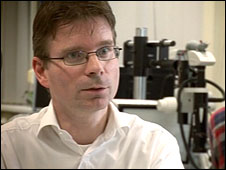 Johan Feenstra, Liquavista's founder