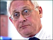 Doncaster's Elected Mayor, English Democrat Peter Davies