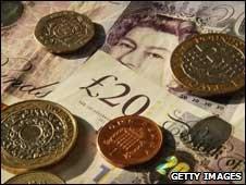 UK cash