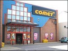 Comet Wrexham
