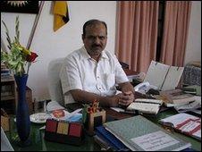 Uddhav Kamble