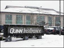 Quinn Insurance office