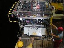 HyBIS submarine