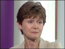Lynne Jones (BBC Politics Show archive image)