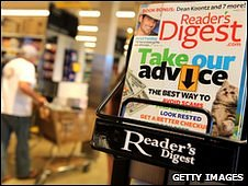 A Reader's Digest on sale