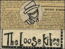 Cover of Loose Kites' single Roo Ba Bah
