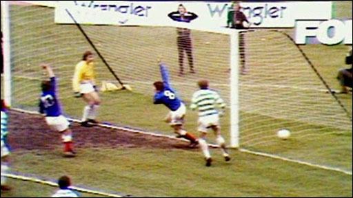 Rangers 3-2 Celtic