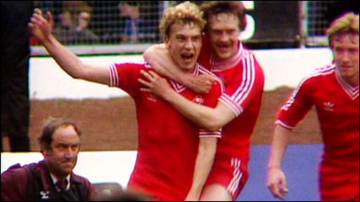 Aberdeen 4-1 Rangers
