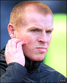Interim Celtic manager Neil Lennon