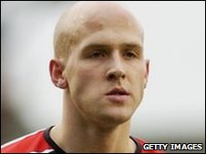 Crawley midfielder Eddie Hutchinson