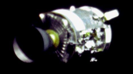 Apollo 13 service module (Nasa)