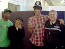 Diversity with Pc Harvey Watson