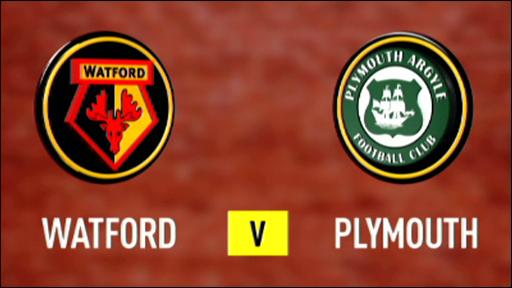 Watford v Plymouth